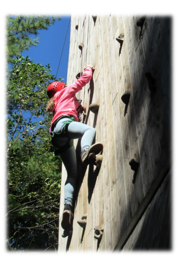 High Ropes & Challenge Course | YMCA Camp Y-Koda